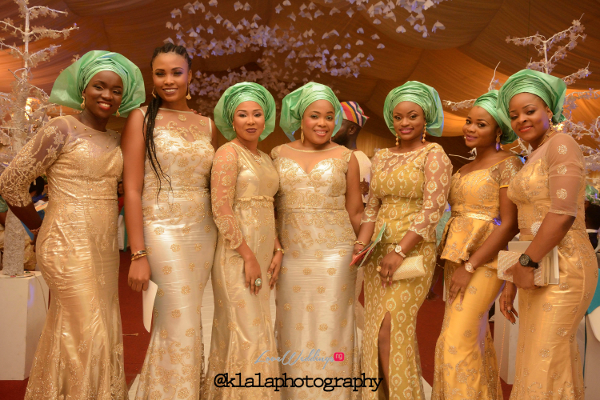 Nigerian Wedding First Dance Susan and Washington Aso Ebi LoveweddingsNG Klala Photography