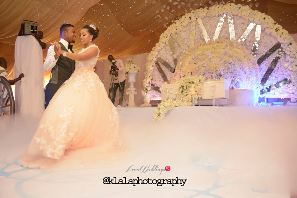 Nigerian Wedding First Dance Susan and Washington LoveweddingsNG Klala Photography 1