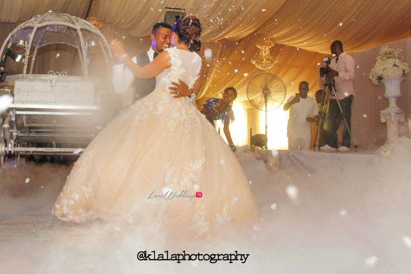 Nigerian Wedding First Dance Susan and Washington LoveweddingsNG Klala Photography