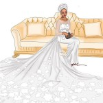 Nigerian-Wedding-Illustrators-Okhai-Lean-Kid-LoveweddingsNG