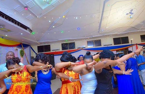 Nigerian Wedding Oya DAB LoveweddingsNG 1