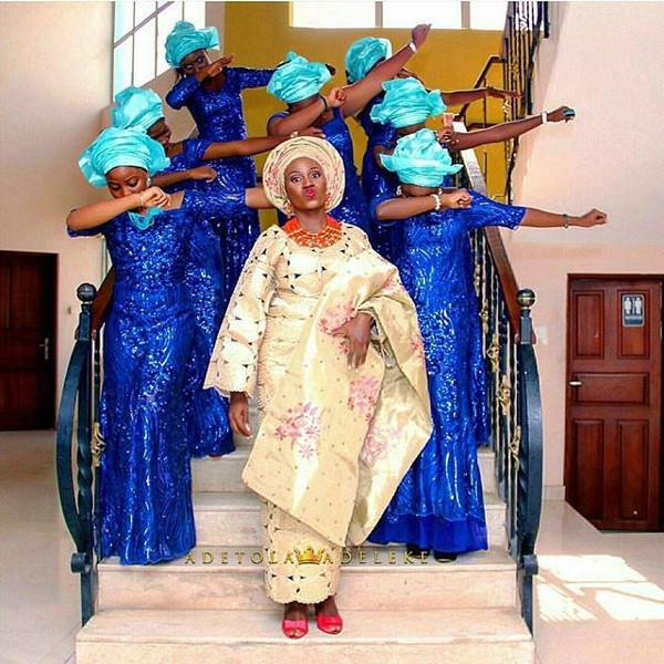 Nigerian Wedding Oya DAB LoveweddingsNG 5