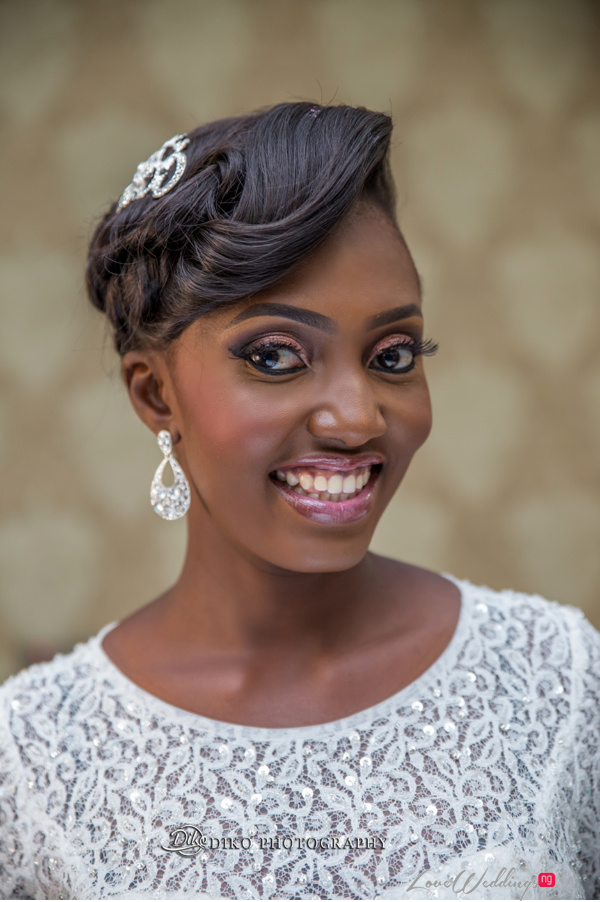 Nigerian White Wedding Esther and Ben Bride Diko Photography LoveweddingsNG 4
