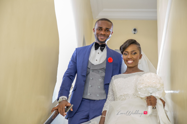 Nigerian White Wedding Esther and Ben Bride and Groom Diko Photography LoveweddingsNG 5