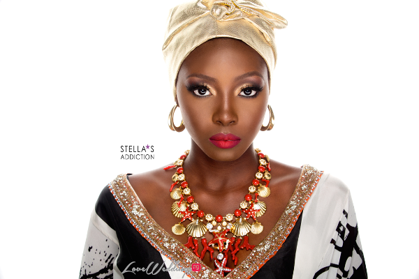 Northern Bridal Makeup Shoot Stellas Addiction LoveweddingsNG 5