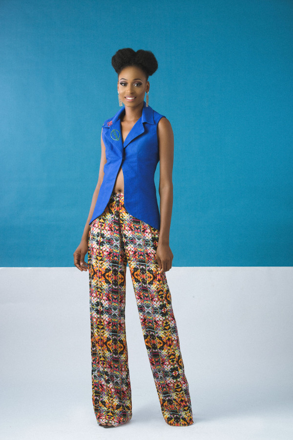 Osuare Unbroken SS16 Collection LoveweddingsNG 15