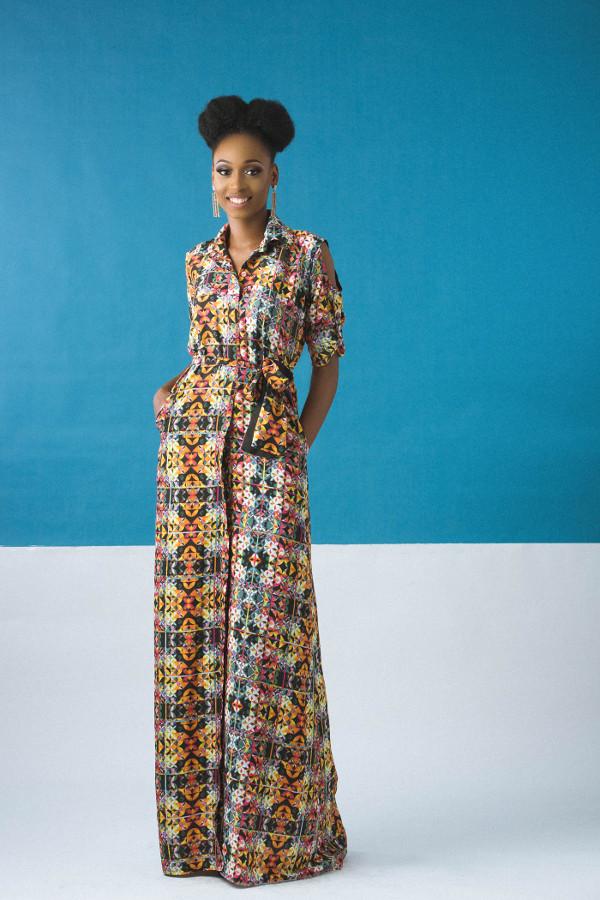 Osuare Unbroken SS16 Collection LoveweddingsNG 16