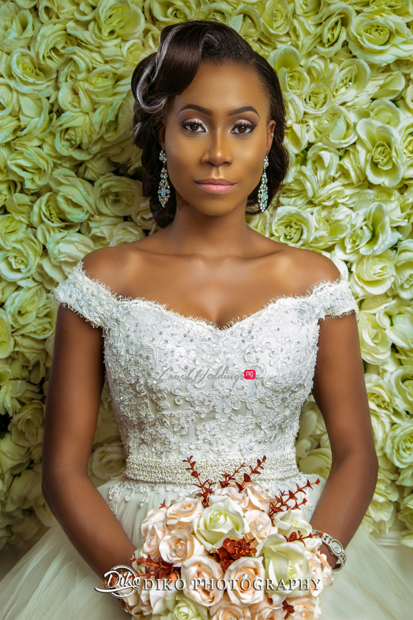 Stunning Nigerian Bridal Shoot LoveweddingsNG 1