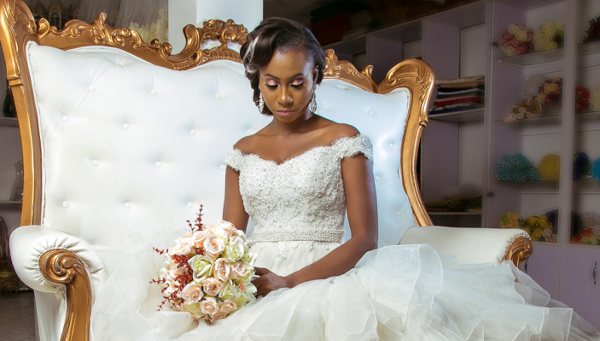 Stunning Nigerian Bridal Shoot LoveweddingsNG 2