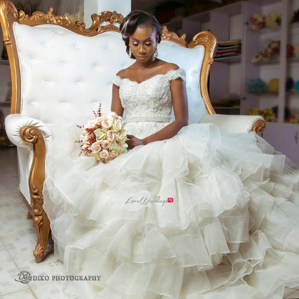 Stunning Nigerian Bridal Shoot LoveweddingsNG 2