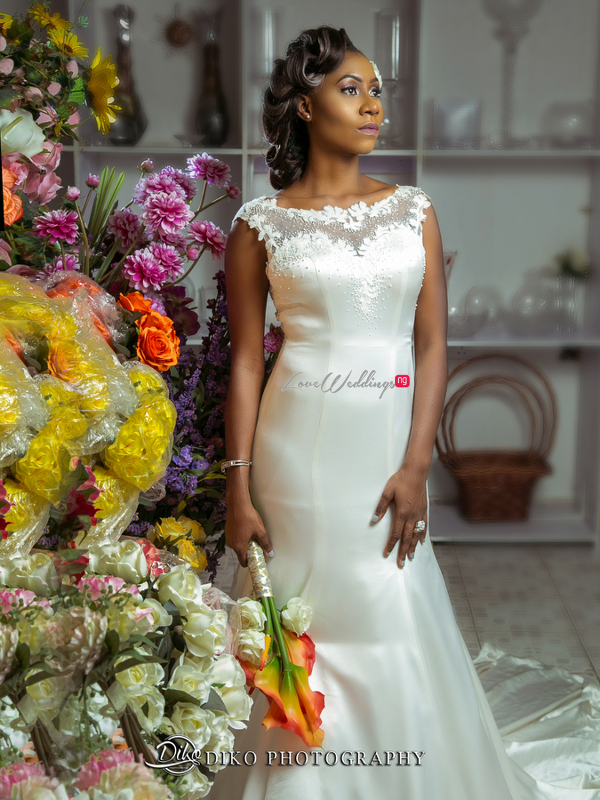 Stunning Nigerian Bridal Shoot LoveweddingsNG 3