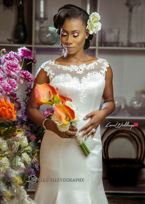 Stunning Nigerian Bridal Shoot LoveweddingsNG 4