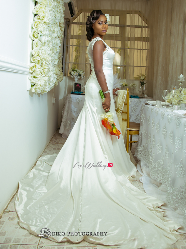 Stunning Nigerian Bridal Shoot LoveweddingsNG 5