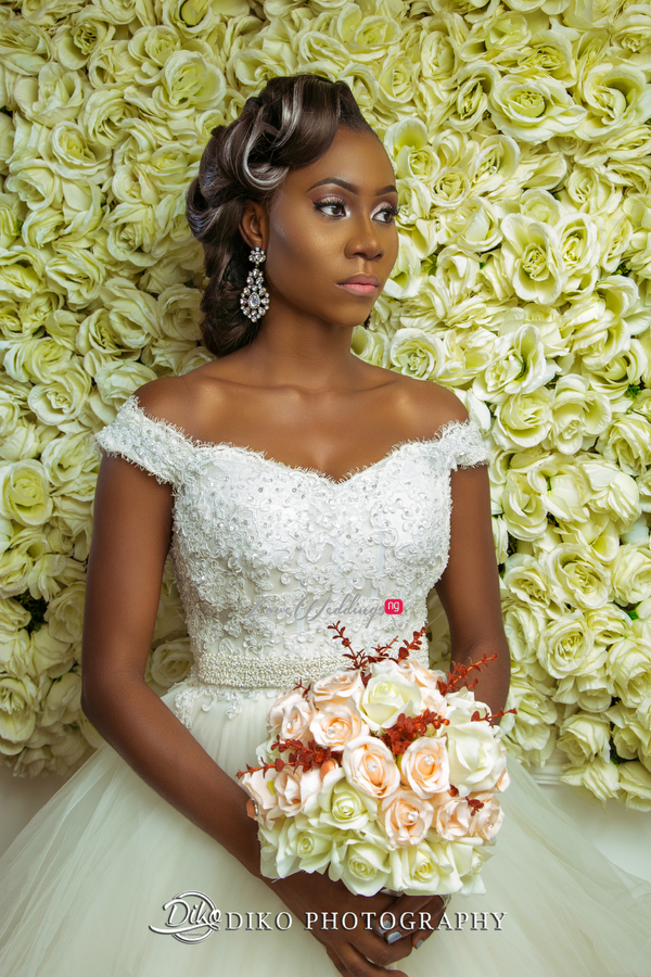 Stunning Nigerian Bridal Shoot LoveweddingsNG