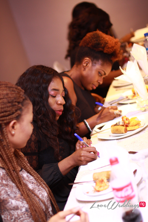Titi's Chanel Themed Bridal Shower Guests Partito By Ronnie LoveweddingsNG