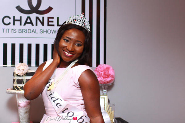 Titi's Chanel Themed Bridal Shower Partito By Ronnie LoveweddingsNG 1