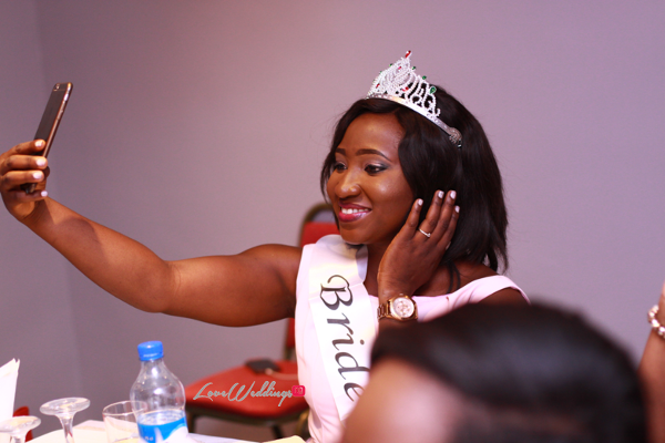 Titi's Chanel Themed Bridal Shower Selfie Partito By Ronnie LoveweddingsNG