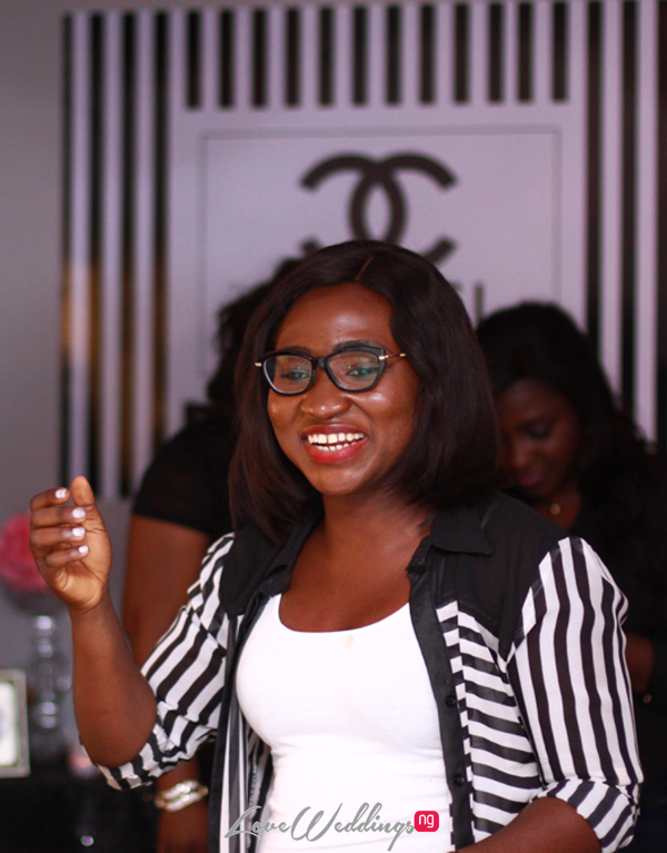 Titi's Chanel Themed Bridal Shower Surprised Bride Partito By Ronnie LoveweddingsNG