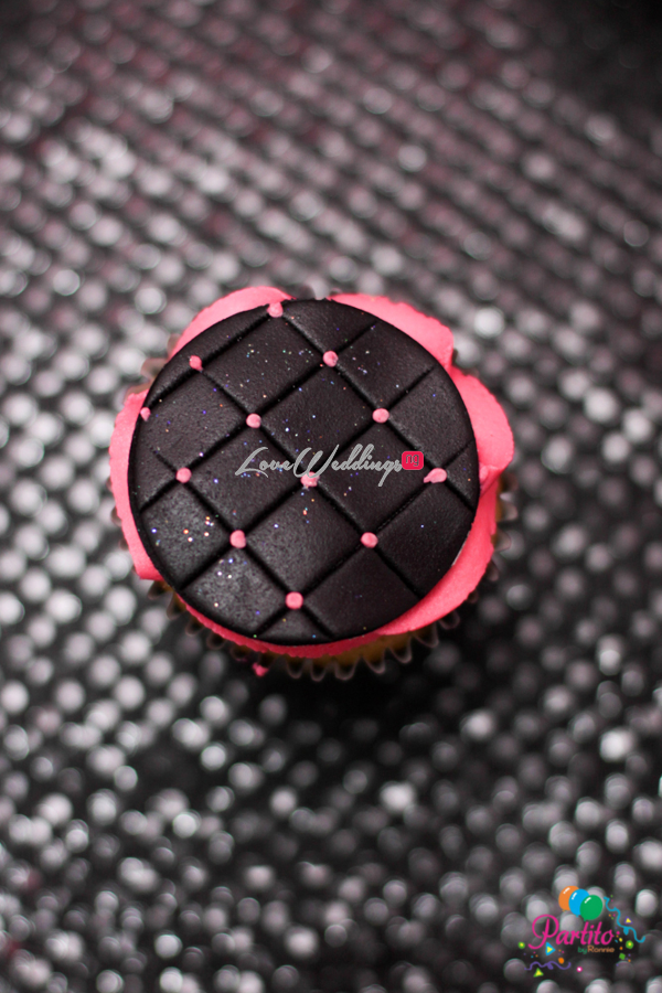 Yetunde's Kate Spade Themed Bridal Shower Cupcake LoveweddingsNG Partito by Ronnie 1