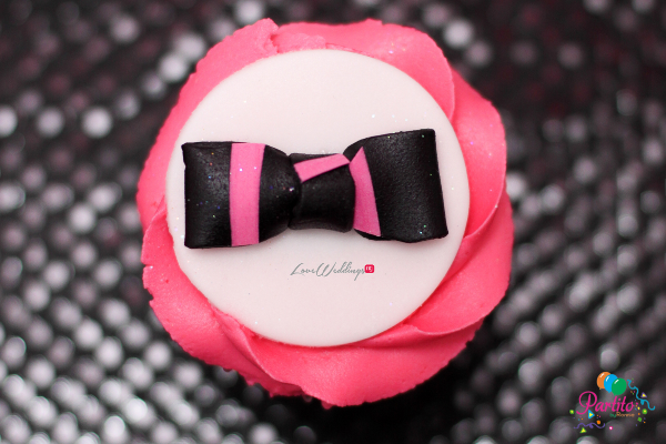 Yetunde's Kate Spade Themed Bridal Shower Cupcake LoveweddingsNG Partito by Ronnie