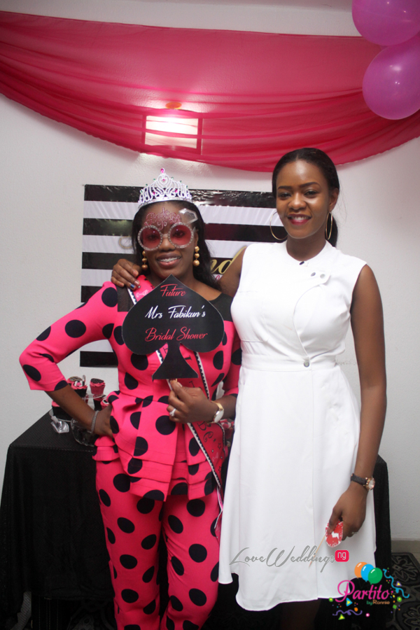 Yetunde's Kate Spade Themed Bridal Shower LoveweddingsNG Partito by Ronnie 6