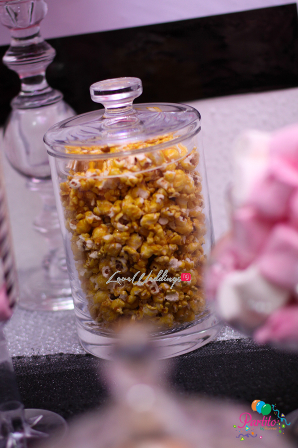 Yetunde's Kate Spade Themed Bridal Shower Popcorn LoveweddingsNG Partito by Ronnie
