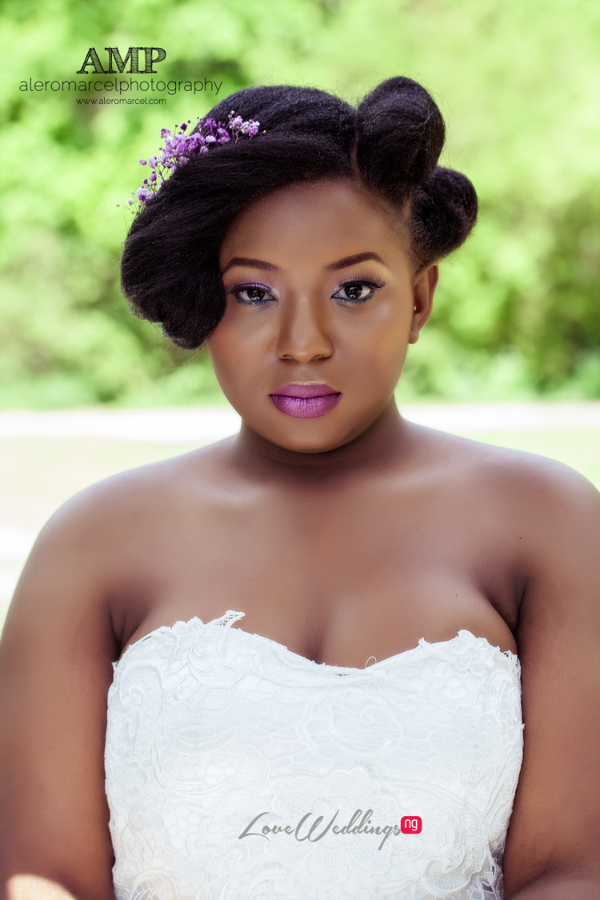 Berry Curvy Bridal Inspiration Shoot LoveweddingsNG 5
