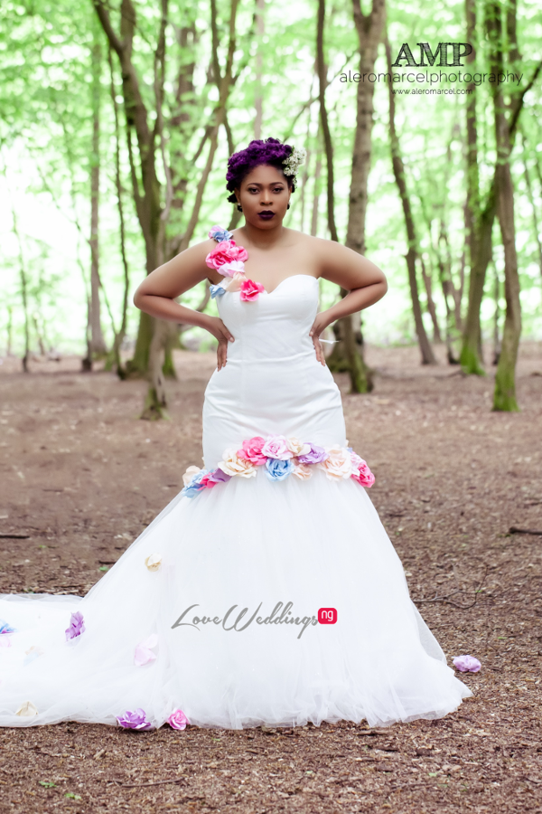 Berry Curvy Bridal Inspiration Shoot LoveweddingsNG 9