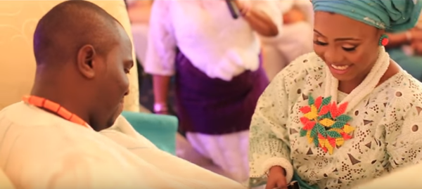 Bola Wale Nigerian Traditional Wedding Christiana Andrews LoveweddingsNG