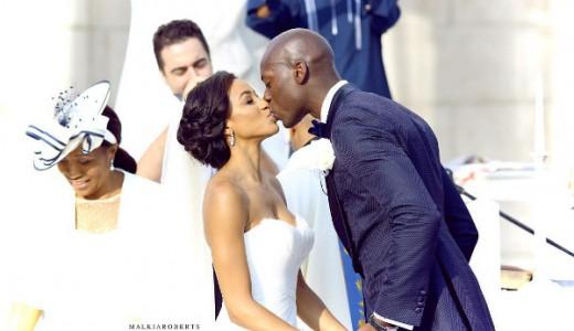 Chinwetel Ejiofor's sister Kandi weds Dele #Kandele Destination Wedding Croatia LoveweddingsNG feat