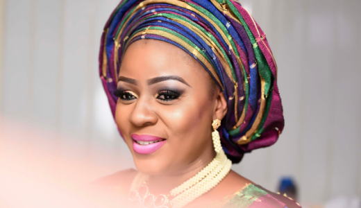 Elizabeth Da Silva Nollywood Actress Birthday Traditional Bride LoveweddingsNG 1