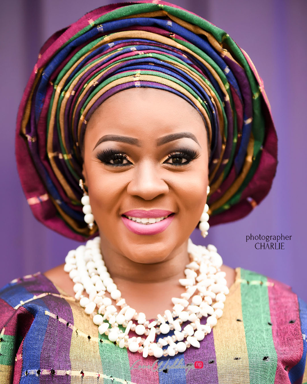 Elizabeth Da Silva Nollywood Actress Birthday Traditional Bride LoveweddingsNG