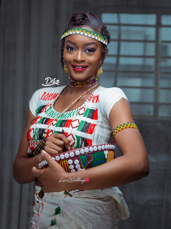 Fulani Bride Diko Photography LoveweddingsNG 2
