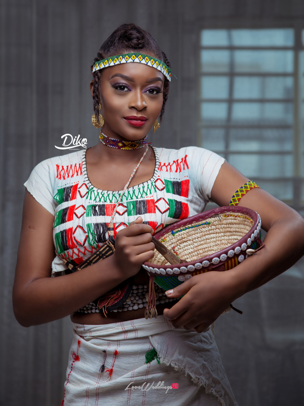 Fulani Bride Diko Photography LoveweddingsNG