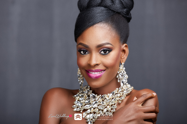 Ghanaian Model Victoria Michaels Bridal Shoot LoveweddingsNG Horpload Works 2