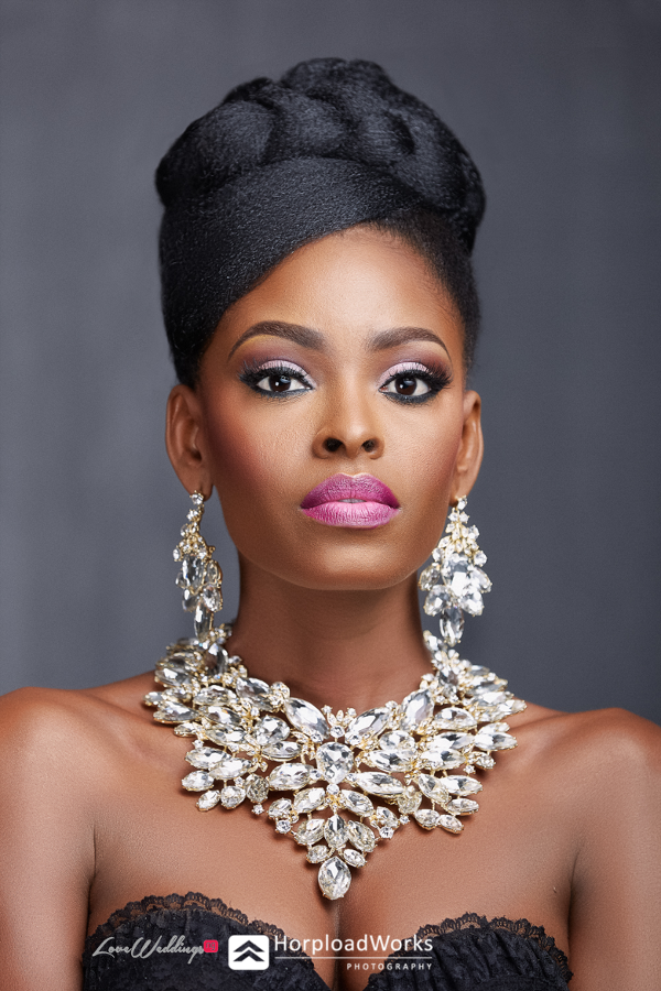 Ghanaian Model Victoria Michaels Bridal Shoot LoveweddingsNG Horpload Works 3