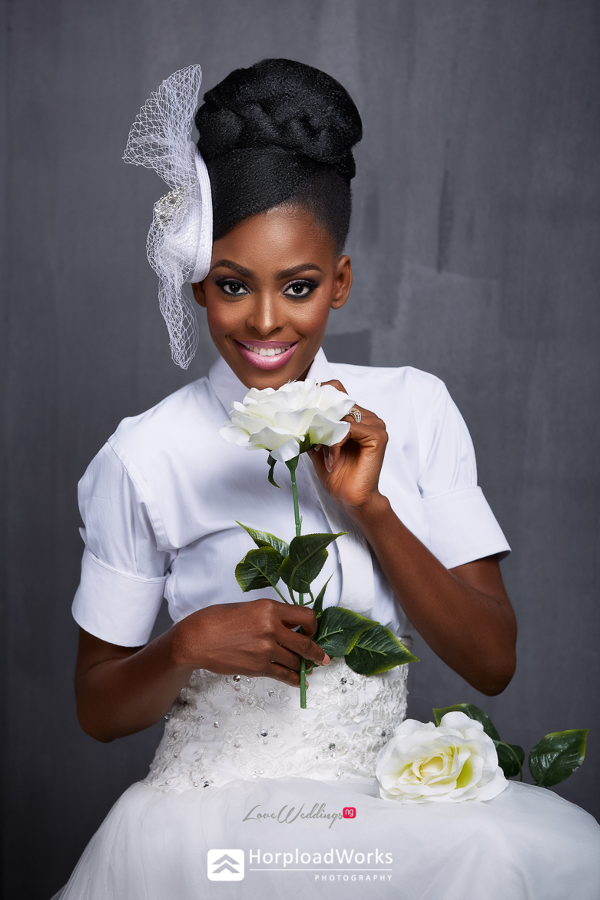 Ghanaian Model Victoria Michaels Bridal Shoot LoveweddingsNG Horpload Works 6
