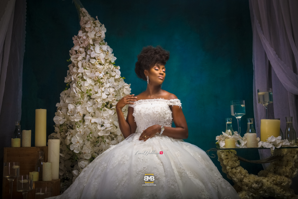 Glam Your Wedding Dress Project BMB Photography Omazpro Beauty LoveweddingsNG 11