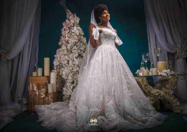 Glam Your Wedding Dress Project BMB Photography Omazpro Beauty LoveweddingsNG 14