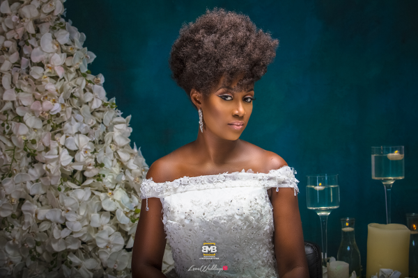 Glam Your Wedding Dress Project BMB Photography Omazpro Beauty LoveweddingsNG 2