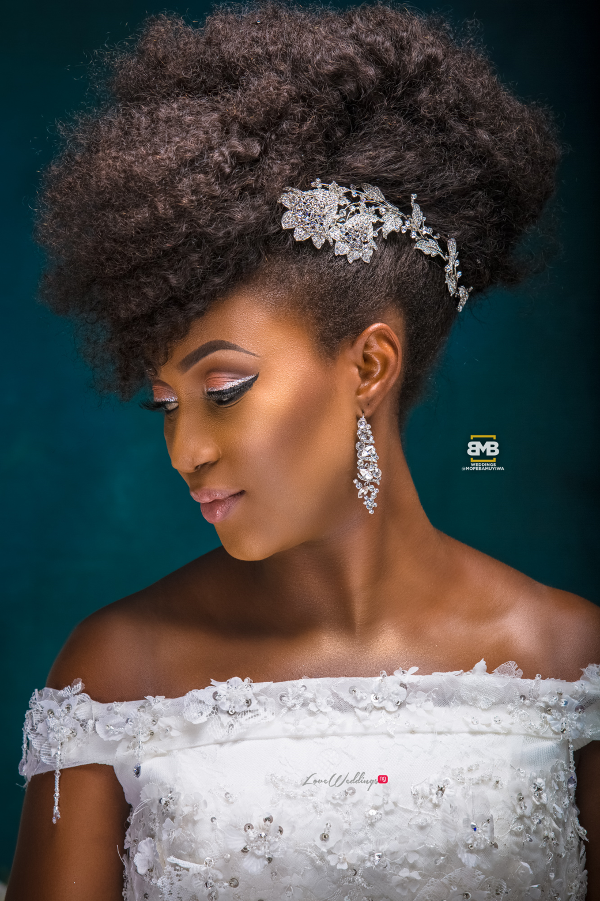 Glam Your Wedding Dress Project BMB Photography Omazpro Beauty LoveweddingsNG 4