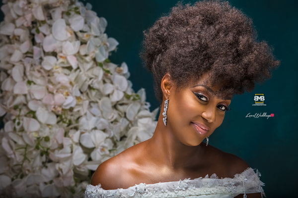 Glam Your Wedding Dress Project BMB Photography Omazpro Beauty LoveweddingsNG 6
