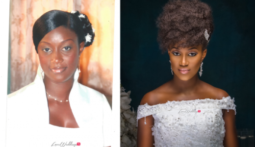 Glam Your Wedding Dress Project BMB Photography Omazpro Beauty LoveweddingsNG feat