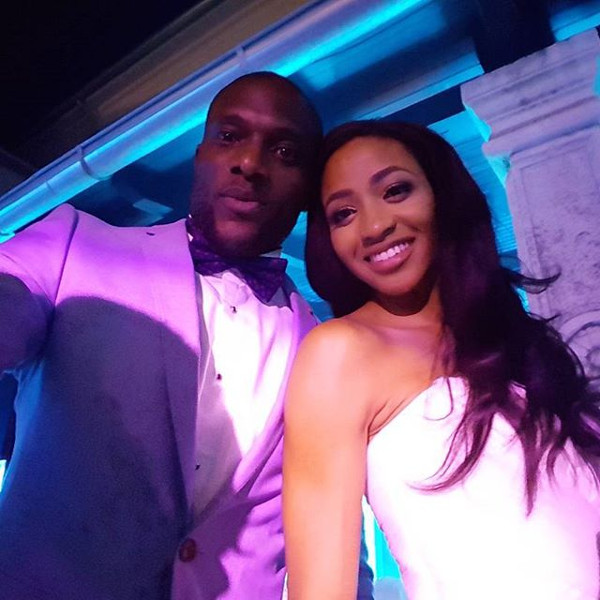 Kandi weds Dele #Kandele Destination Wedding Croatia MC Wale Gates and Bride LoveweddingsNG
