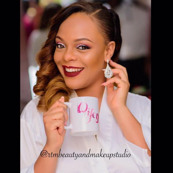 Nigerian Bridal Accessories and Wifey Mug Alma Jesse LoveweddingsNG