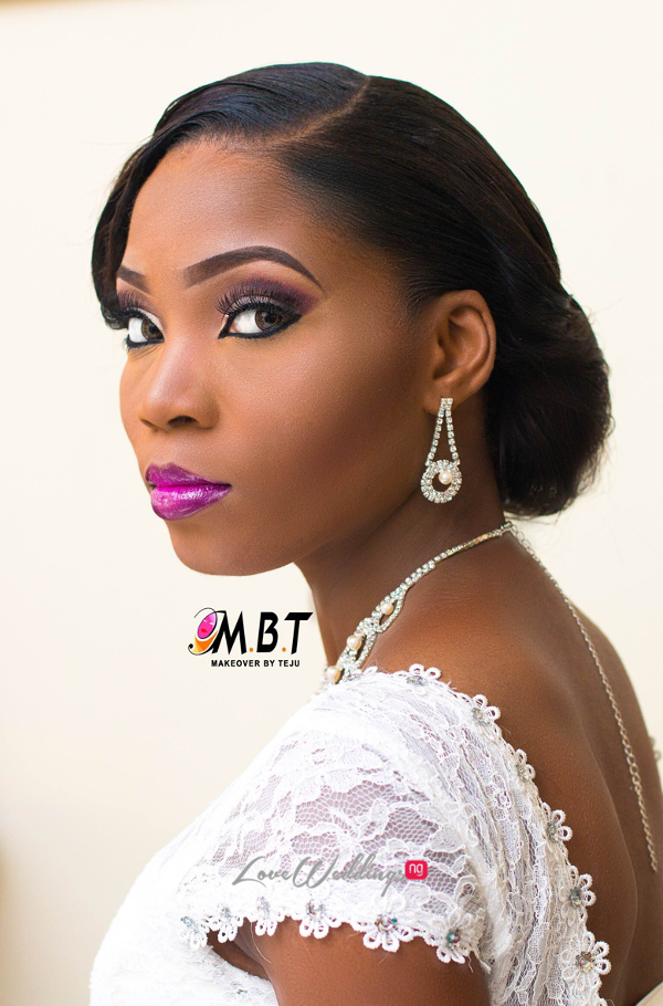 Nigerian Bridal Makeup Nazas Diary Makeover by Teju LoveweddingsNG