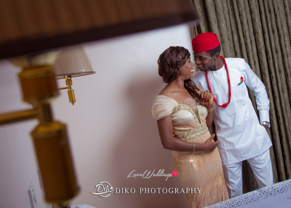 Nigerian Engagement Shoot Nina and Emmanuel LoveweddingsNG Diko Photography 1