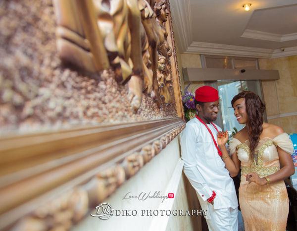 Nigerian Engagement Shoot Nina and Emmanuel LoveweddingsNG Diko Photography 2