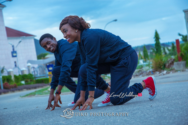 Nigerian Engagement Shoot Nina and Emmanuel LoveweddingsNG Diko Photography 4