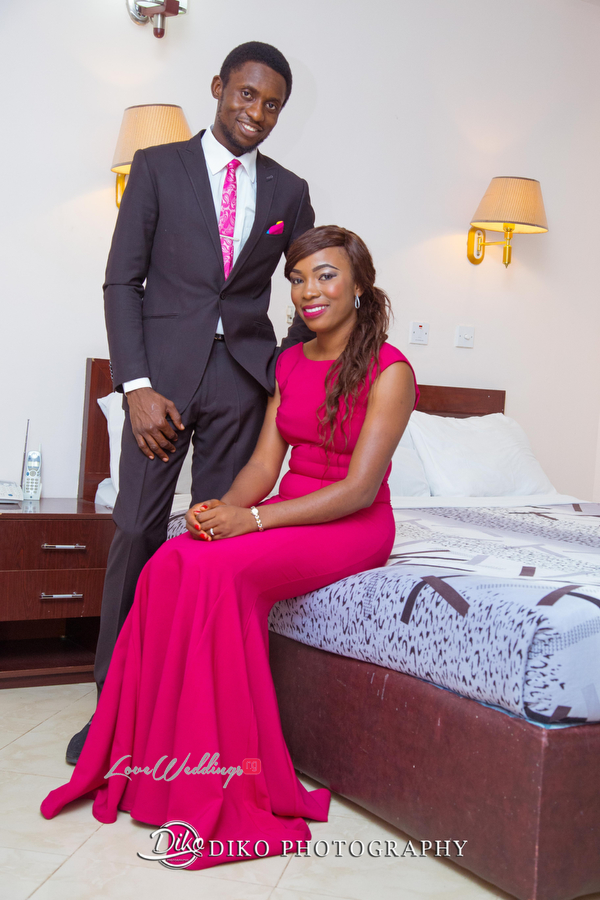 Nigerian Engagement Shoot Nina and Emmanuel LoveweddingsNG Diko Photography 7